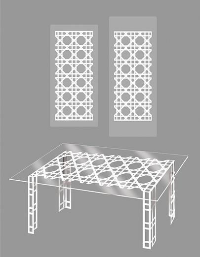 table basse c 1715 2222 edition design objet design et. Black Bedroom Furniture Sets. Home Design Ideas